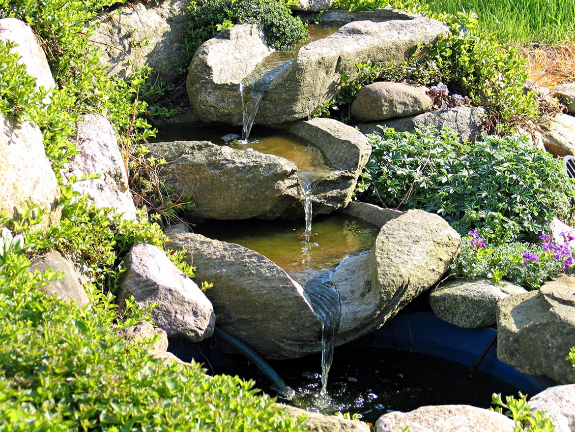 waterornament tuin